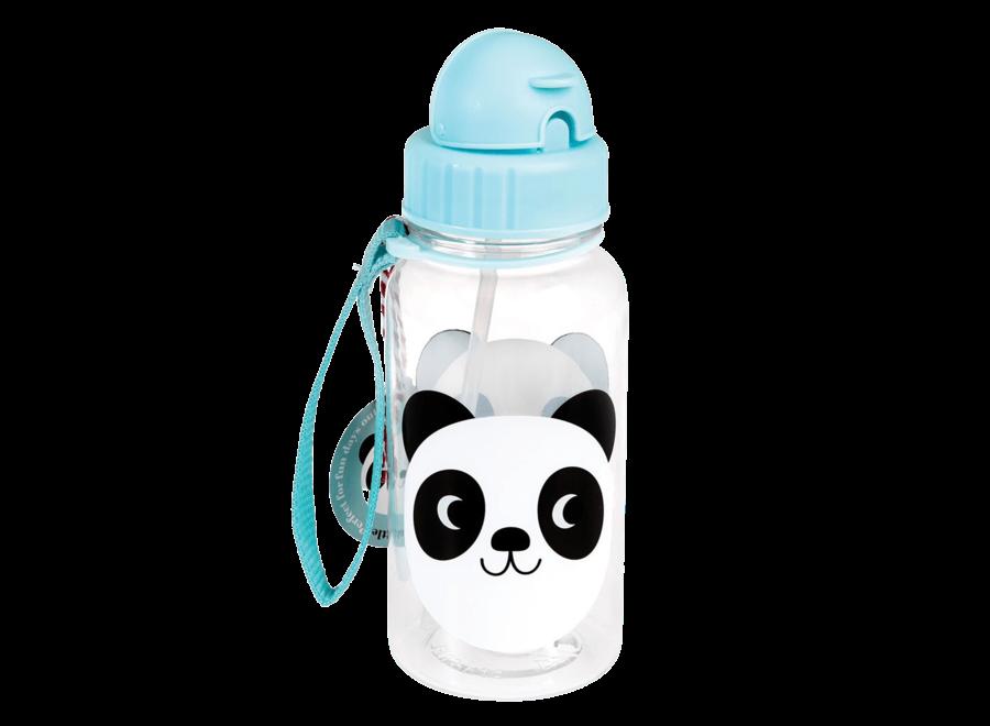Drinkfles met Rietje Miko The Panda