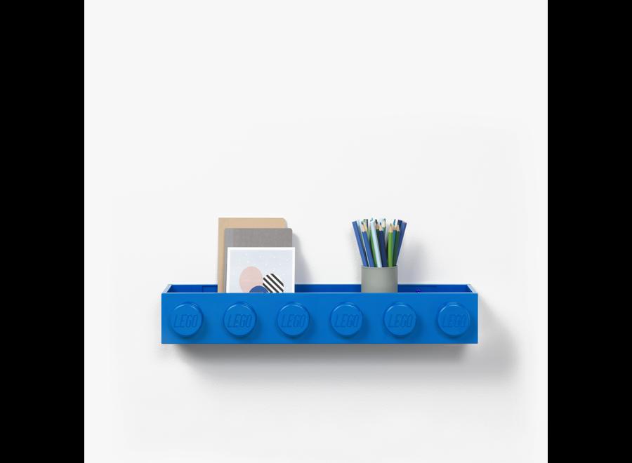 Boeken-/ Wandrek Blauw