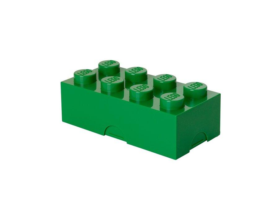 Snackbox Brick 8 Groen