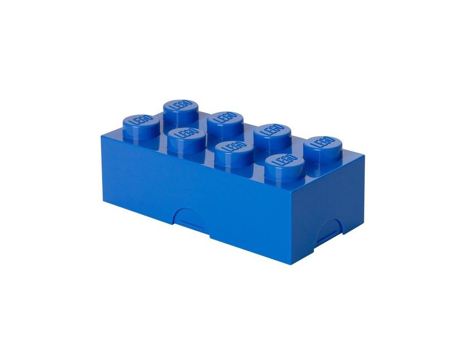 Classic Box Brick 8 Blauw