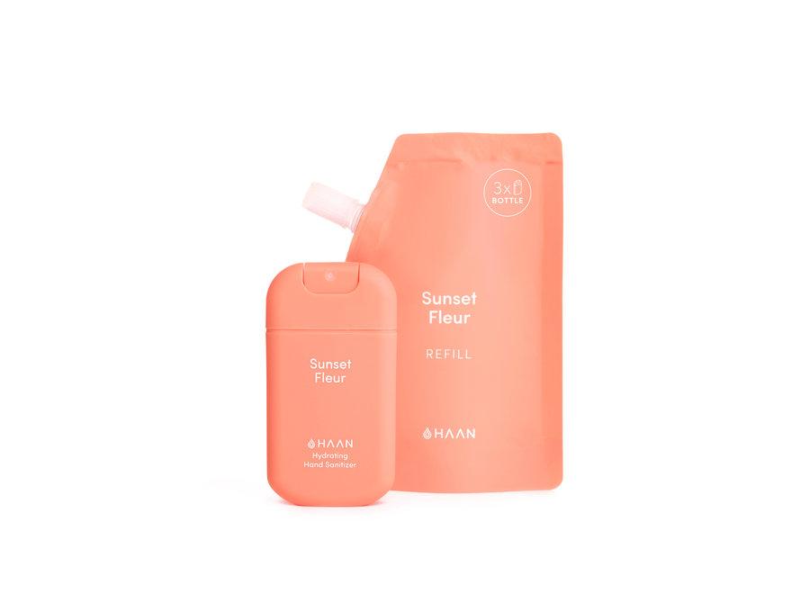 Hand Sanitizer Spray & Refill Sunset Fleur