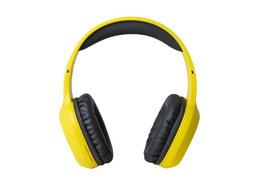 Pantone Bluetooth Koptelefoon Geel