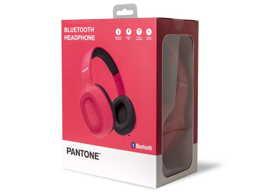 Pantone Bluetooth Koptelefoon Roze