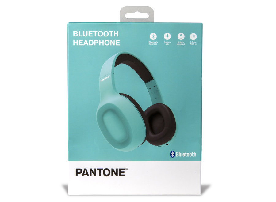 Pantone Bluetooth Koptelefoon Groen