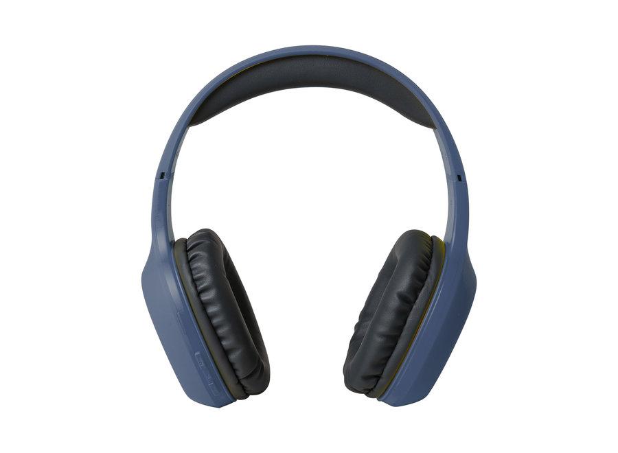 Pantone Bluetooth Koptelefoon Blauw