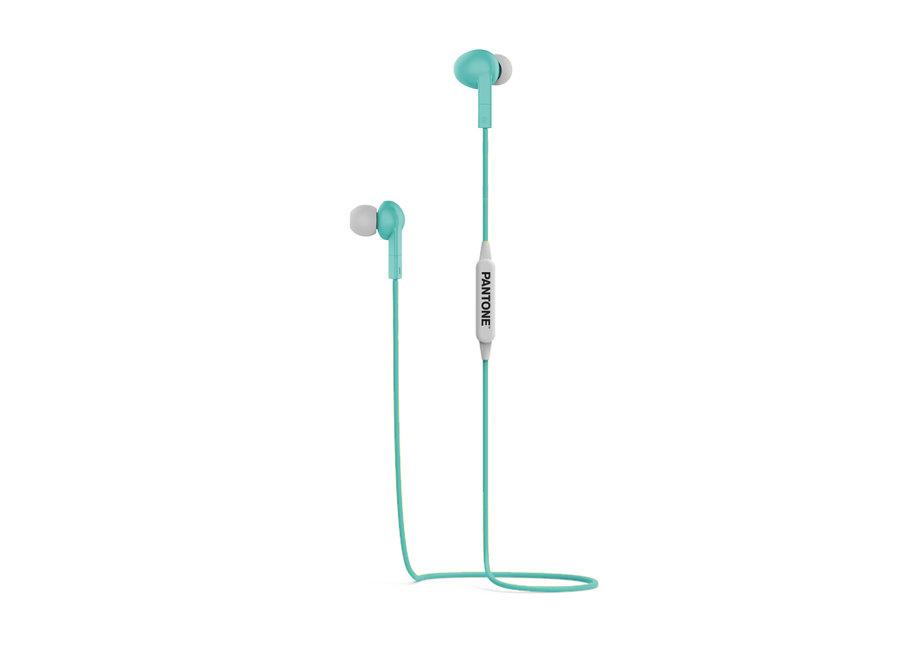 Pantone Bluetooth Stereo Koptelefoon Groen