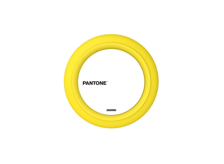 Pantone Oplader Draadloos Geel