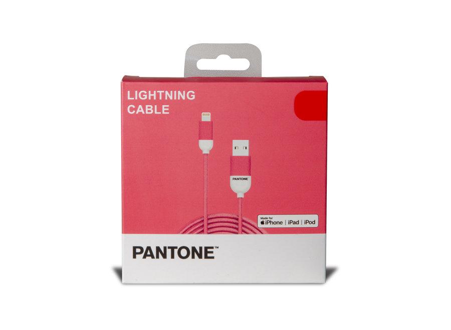 Pantone Lightning Kabel Roze