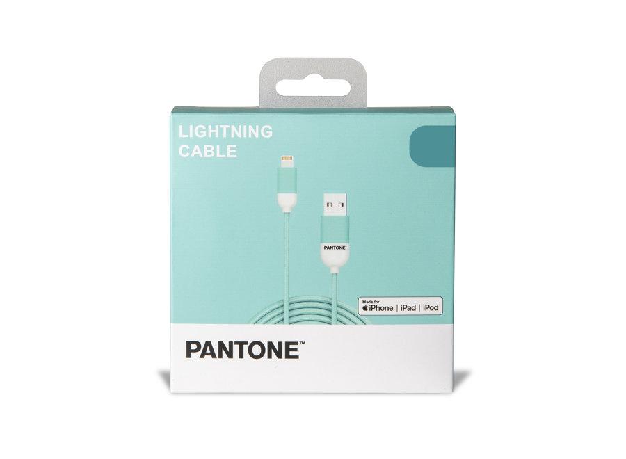 Pantone Lightning Kabel Groen