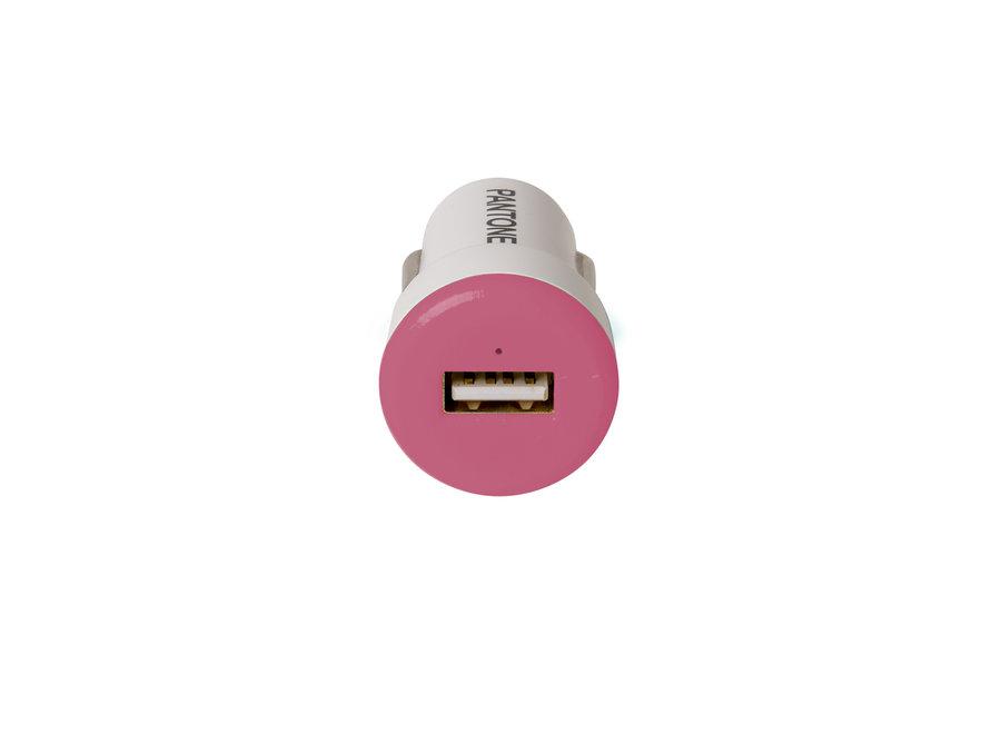Pantone Autolader 2.1A Roze