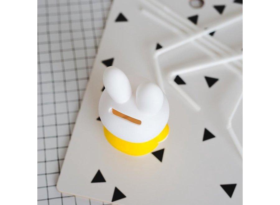 3D Spaarpotje Geel