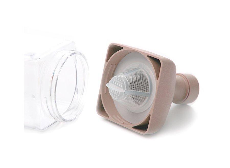 Ka-Ku Filterfles Roze 1.2L
