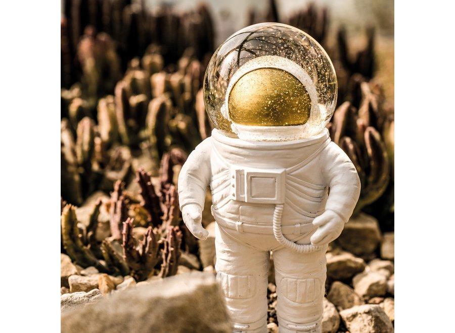 Glitterbol Astronaut