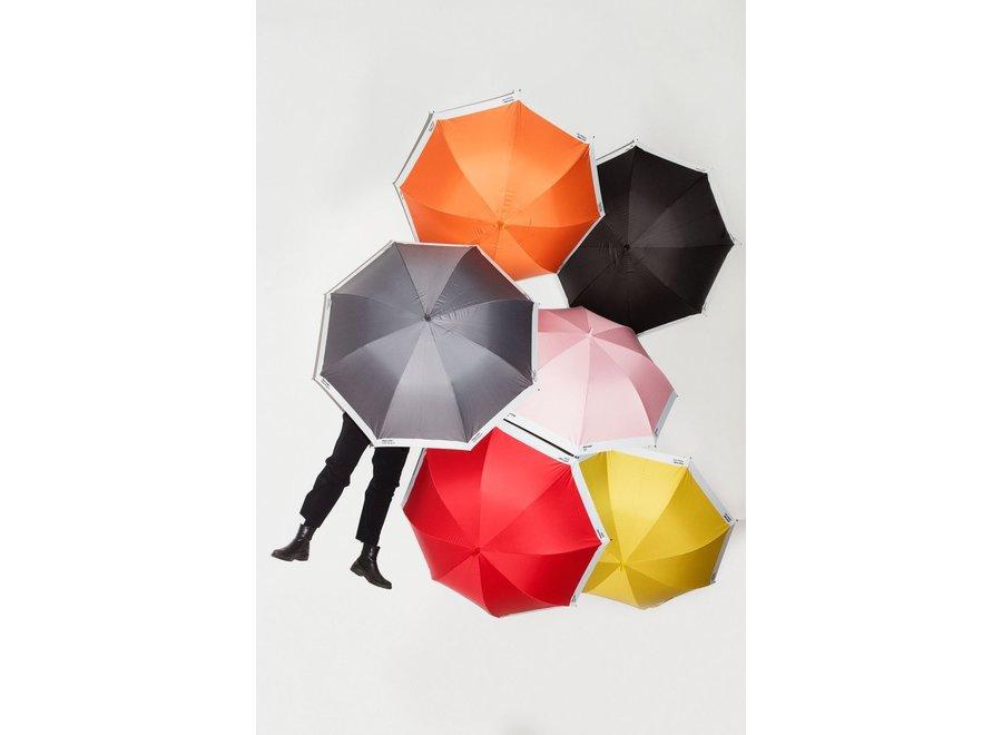 Paraplu Grijs Ø 130cm
