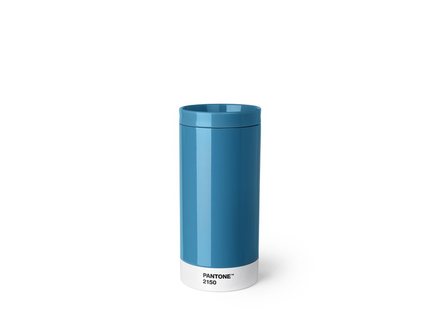 Pantone Drinkbeker To Go 430ml Blauw