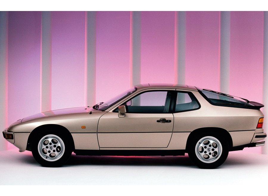 Porsche Milestones