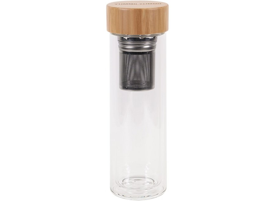 Thermofles Infuser 400ml Bamboe