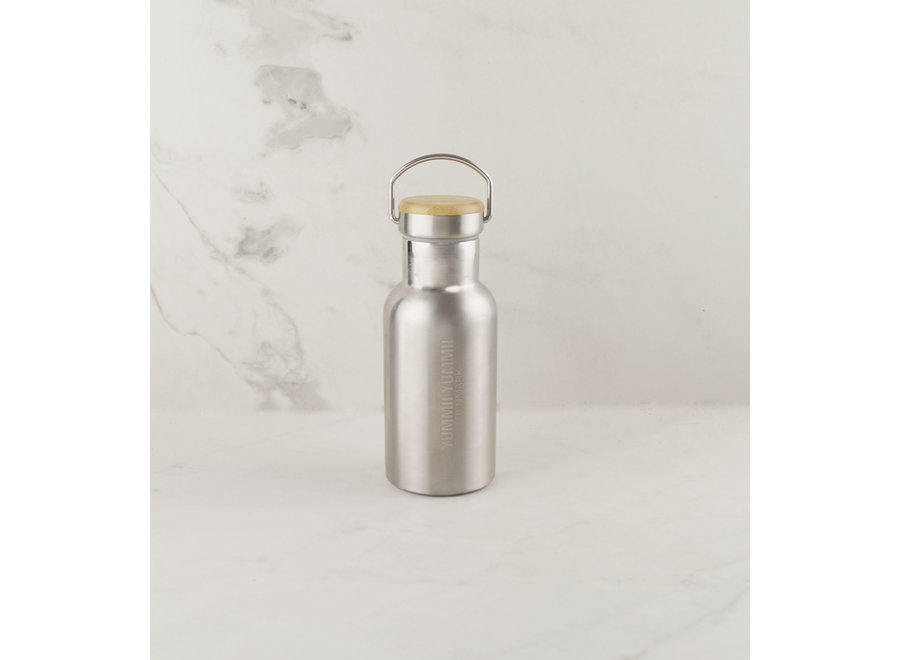 Thermofles - 350 ml - Stainless Steel – Bamboo