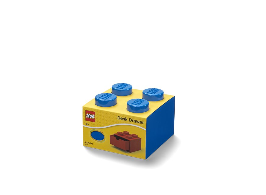 Bureaulade Brick 4 Opberger Blauw
