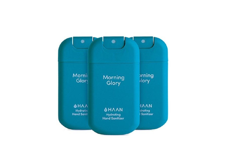 Hand Sanitizer Spray 30ml 3-Pack Morning Glory