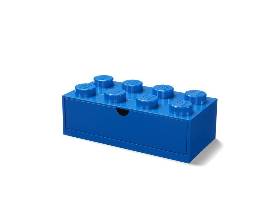 Bureaulade Brick 8 Opberger Blauw