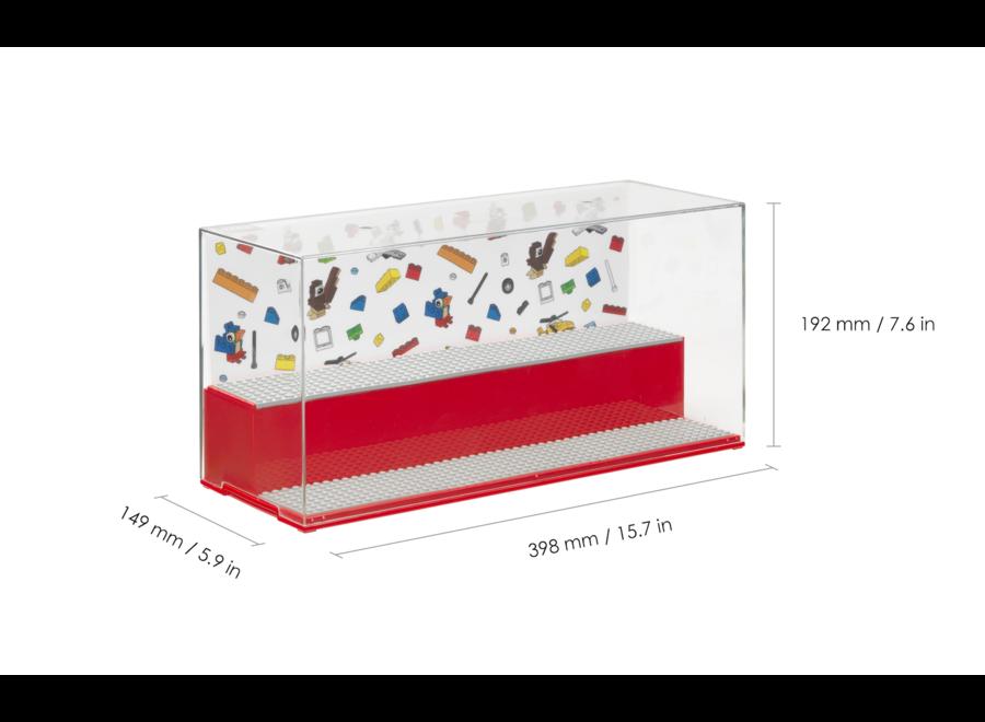 Opbergbox Play & Display Rood