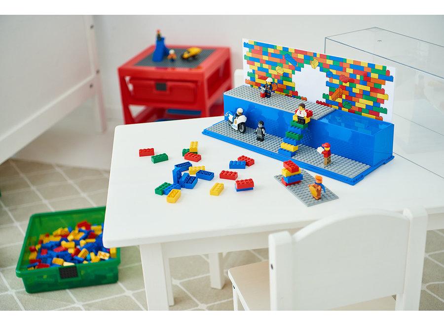 Opbergbox Play & Display Blauw