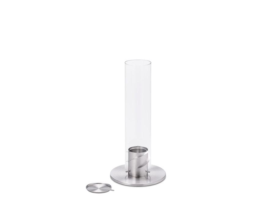 Spin 90 Zilver Tafelvuur