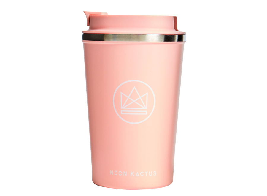 Travel Mug Pink Flamingo