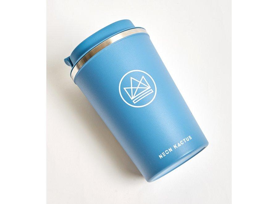 Travel Mug Blauw Super Sonic