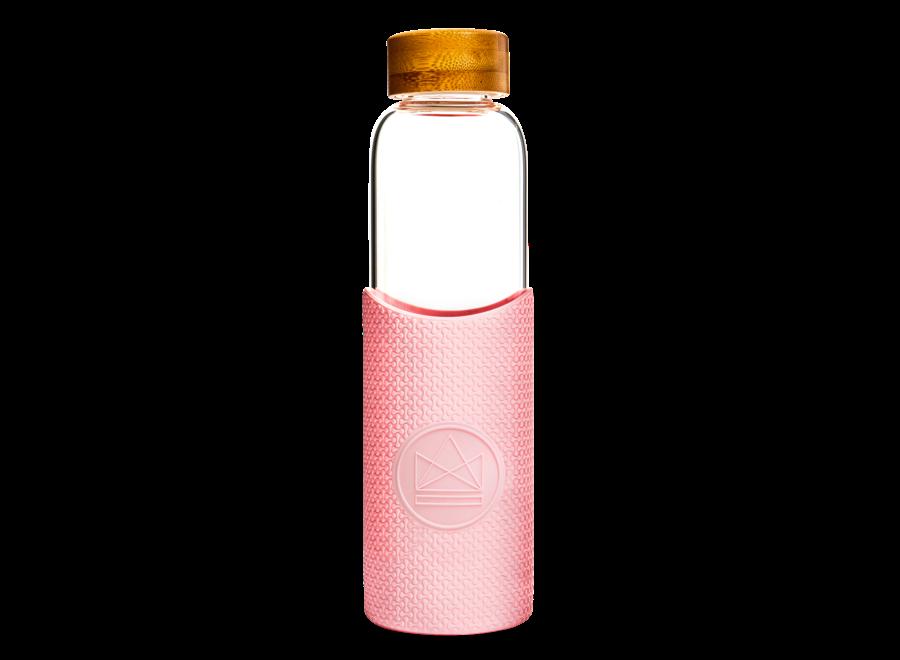 Drinkfles Pink Flamingo