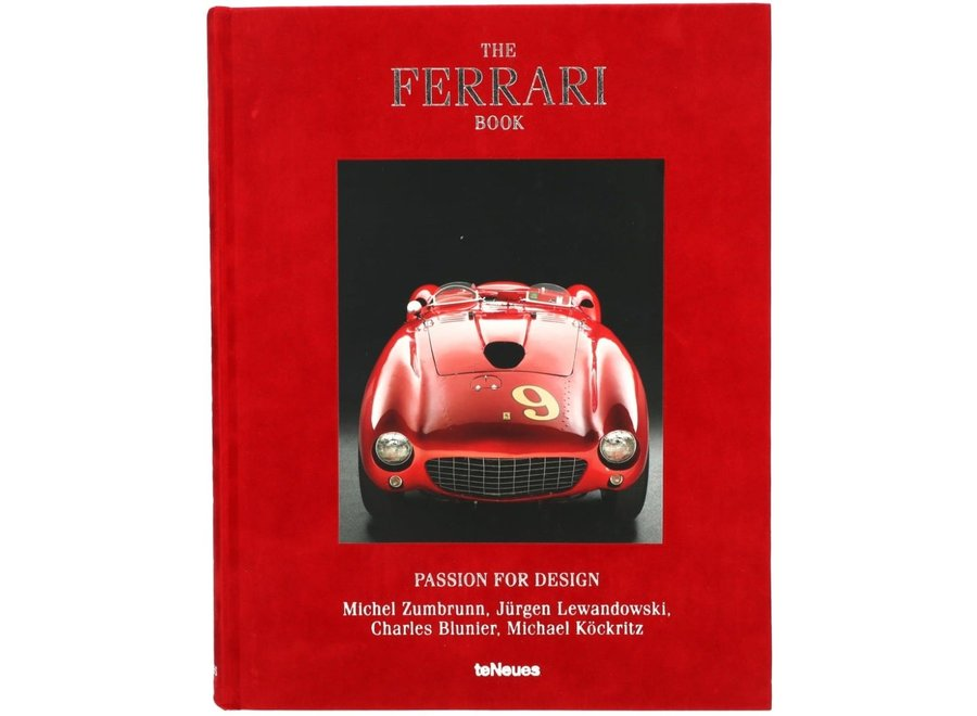 The Ferrari Book Passion for Design