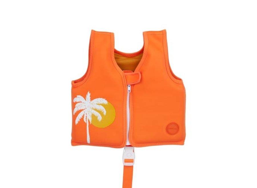 Zwemvest Desert Palm 1-2 Jaar