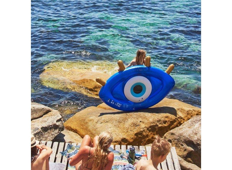 Luchtbed Greek Eye