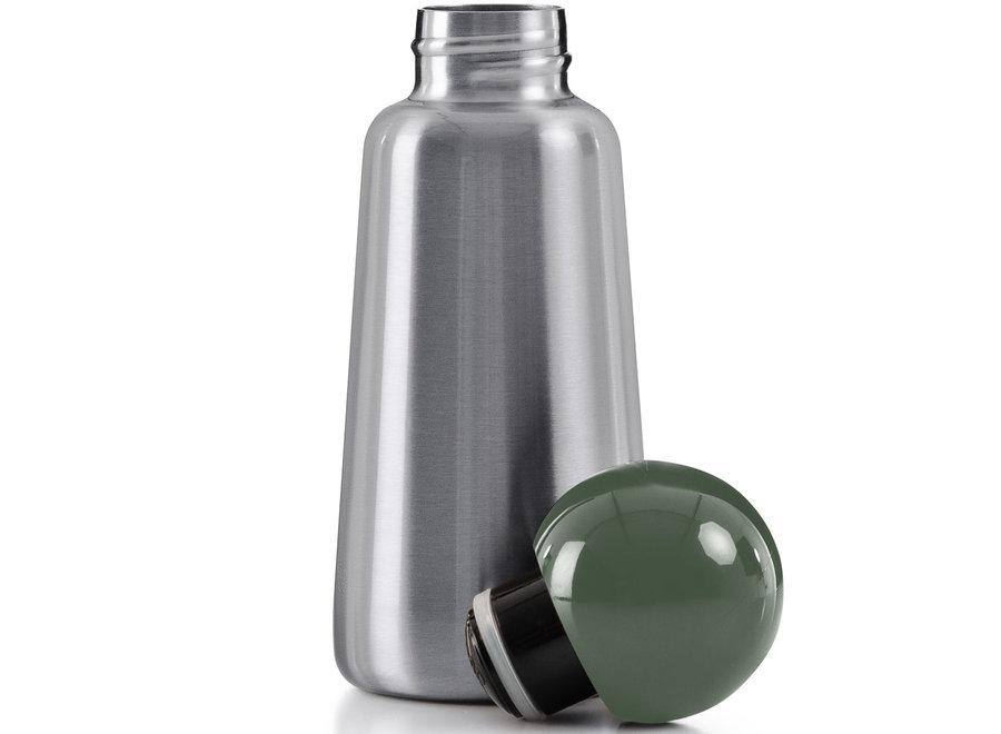 Skittle Fles Mini Adventure Zilver/Groen