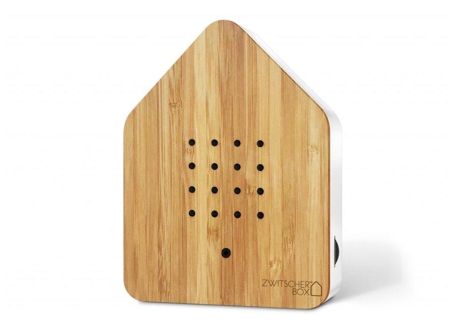 Zwitscherbox Bamboe