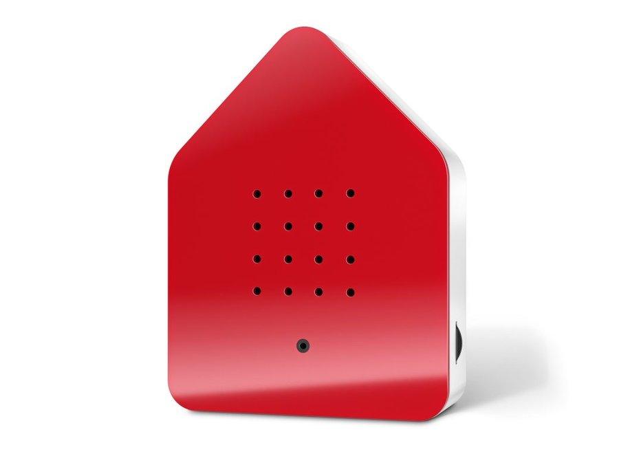 Zwitscherbox Rood