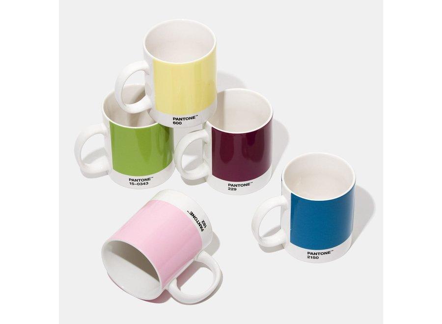 Koffiebeker Roze 375ml