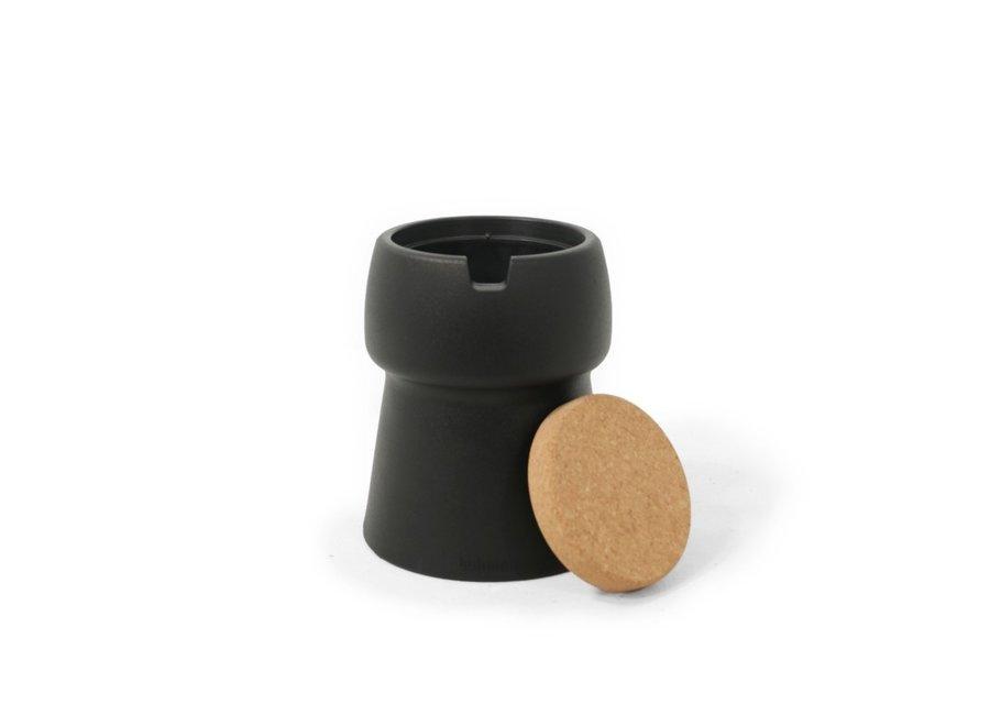CHAMP 1 Bottle Cooler Wijnkoeler Zwart