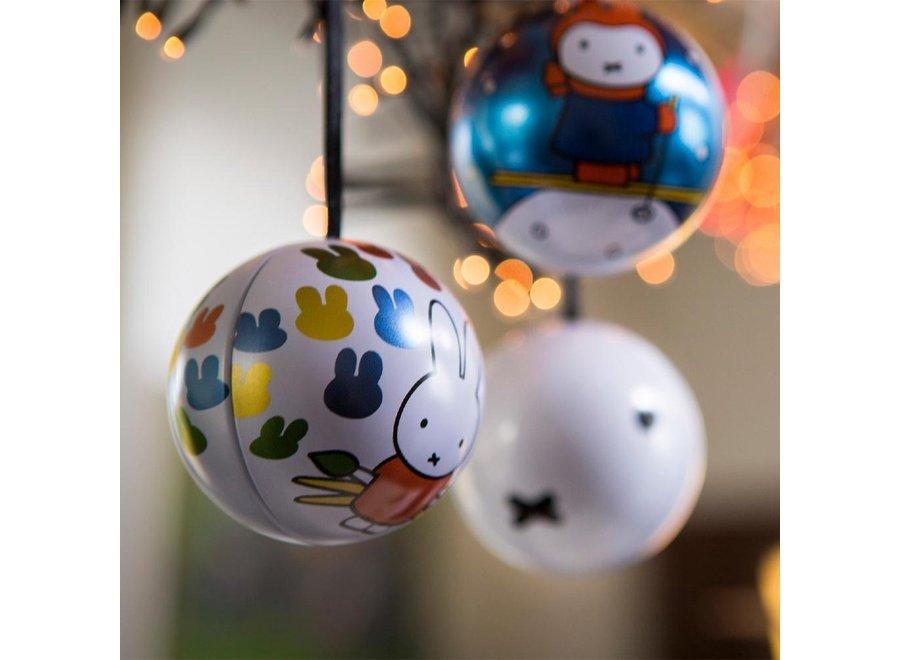 Nijntje Kerstballen in Giftbox Set van 6