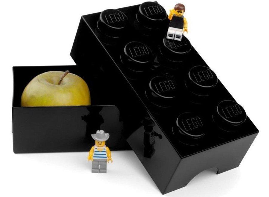 Classic Box Brick 8 Zwart