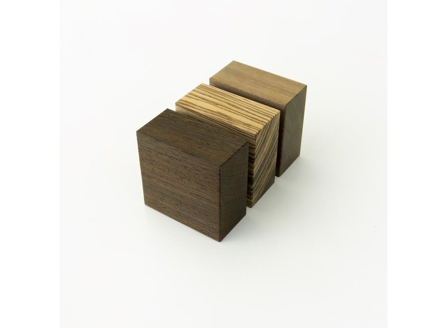 Magneetblokje TRAKTOR I Mix 3-pack