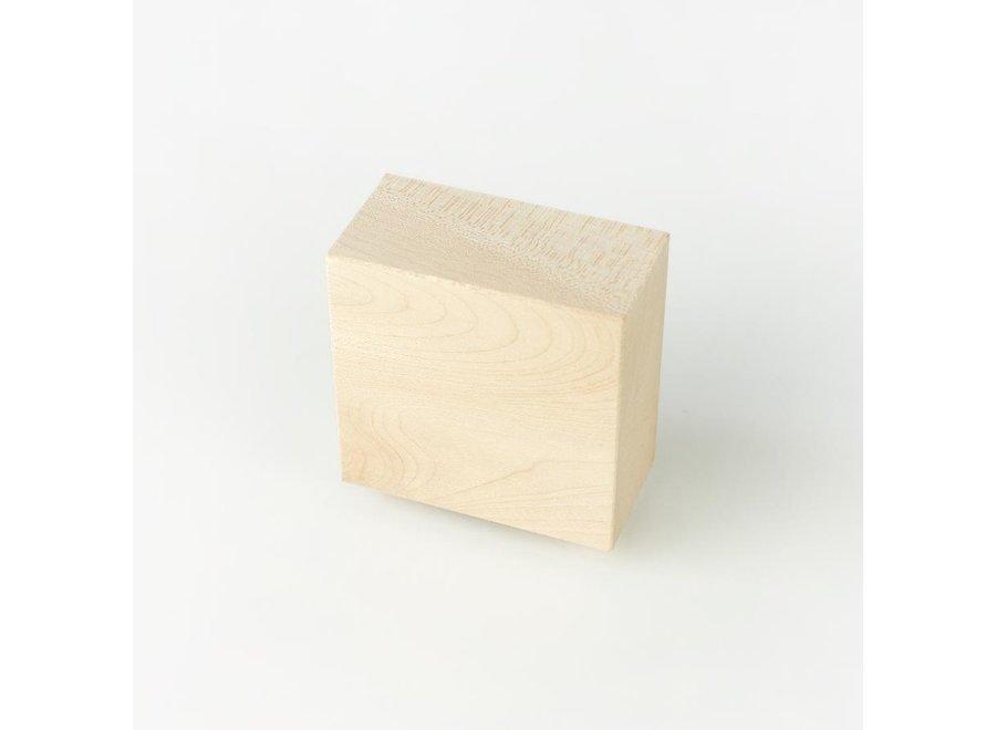 Magneetblokje TRAKTOR I Maple Hout