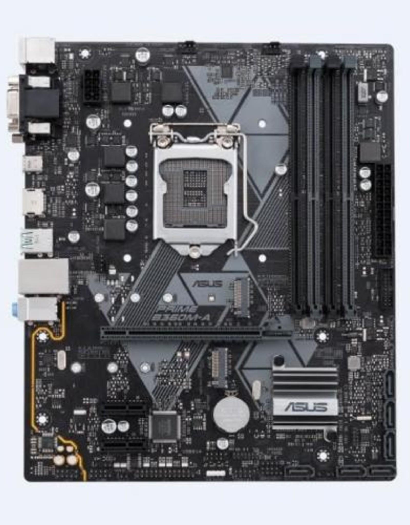 MB  Prime B360M-A / 1151 8th comp / 4x DDR4/ HDMI/ M-ATX