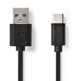 CCGP60600BK30 USB-kabel 3 m 2.0 USB A USB C Zwart