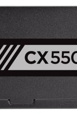 PSU  550W CX550M 80Plus Bronze semi modulair