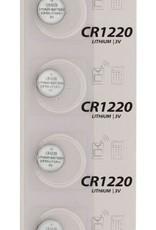 CR1220 knoopcel ( per 5 )