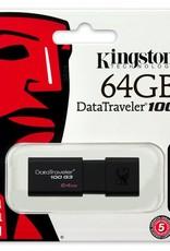 Storage  DataTraveler 64GB USB3.0 G3