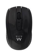 Wireless mouse black 1000/1200/1600dpi