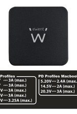 """Type-C notebook charger notebooks up to 15,6"""", Slim"""
